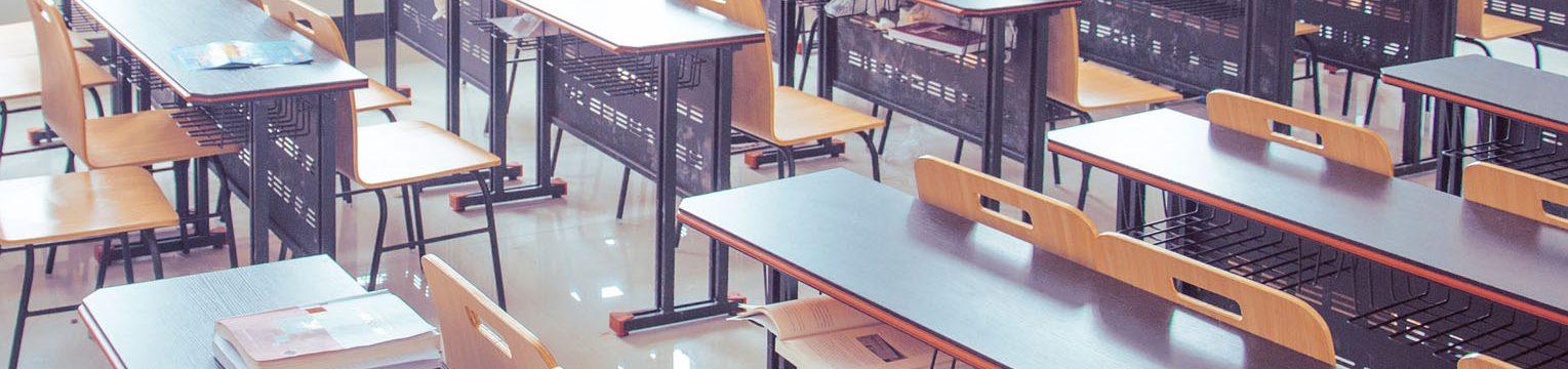 Přehled škol