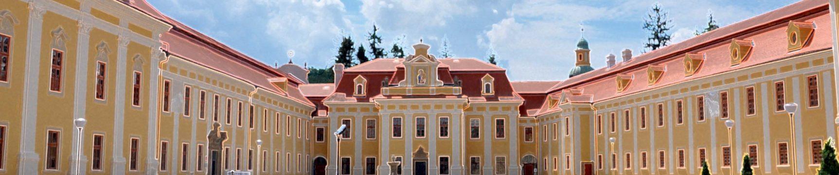 Stojanovo gymnázium Velehrad